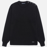 Armor-Lux Pull Marin Uni Fouesnant Sweater Black photo- 0