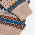 Мужской свитер Barbour Caistown Fair Isle Barley фото- 3