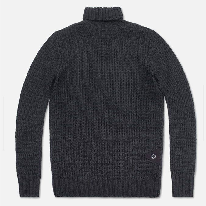 Мужской свитер Barbour Croft Rollneck Navy