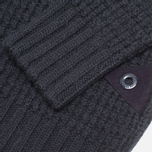 Мужской свитер Barbour Croft Rollneck Navy фото- 2