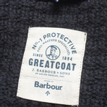 Мужской свитер Barbour Croft Rollneck Navy фото- 3