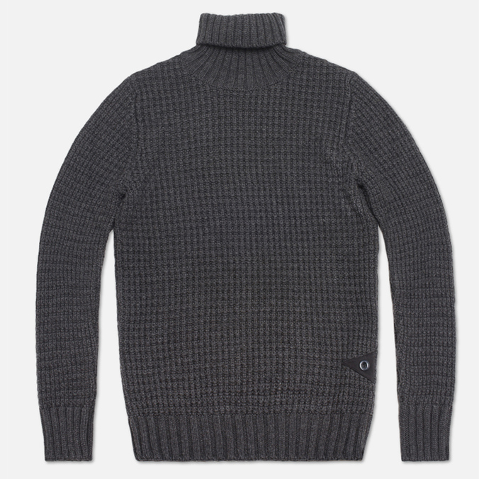 Мужской свитер Barbour Croft Rollneck Storm Grey