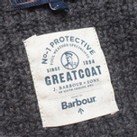 Мужской свитер Barbour Croft Rollneck Storm Grey фото- 3