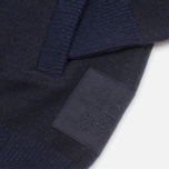 Barbour Lowestoff Zip Sweater Navy photo- 3