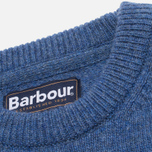 Мужской свитер Barbour Patch Crew Dark Denim фото- 4