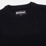 Мужской свитер Barbour Patch Crew Navy фото- 1