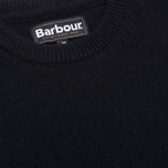 Мужской свитер Barbour Patch Crew Navy фото- 2