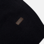 Мужской свитер Barbour Patch Crew Navy фото- 5