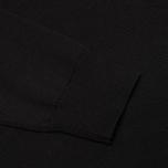 Мужской свитер Barbour Pima V Neck Black фото- 3