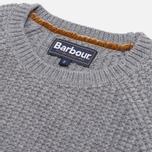 Barbour Riverton Sweater Concrete Marl photo- 1