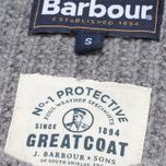 Barbour Riverton Sweater Concrete Marl photo- 4