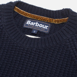 Barbour Riverton Sweater Navy photo- 1
