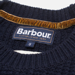 Barbour Riverton Sweater Navy photo- 3