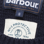 Barbour Riverton Sweater Navy photo- 4