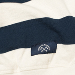 Bleu De Paname Marin Jersey Sweater Ecru/Bleu Nuit photo- 3