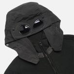 Мужской свитер C.P. Company Goggle Hooded Cardigan Olive фото- 1