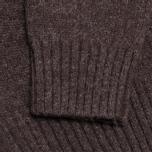 Мужской свитер Fjallraven Red Fox Black/Brown фото- 4