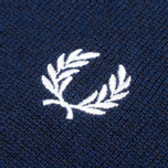 Fred Perry Classic Shawl Navy Marl photo- 2