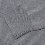 Fred Perry Classic Tipped Crewneck Sweater Steel Marl photo- 3