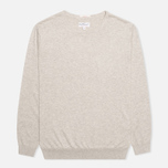 Gant Rugger The Crue Sweater Light Grey Melange photo- 0