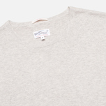 Gant Rugger The Crue Sweater Light Grey Melange photo- 1