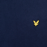 Мужской свитер Lyle & Scott Crew Neck Knit New Navy фото- 2