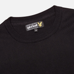 Мужской свитер Lyle & Scott Crew Neck Knit True Black фото- 1