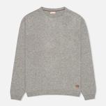 Мужской свитер Napapijri Dalmar Light Grey фото- 0