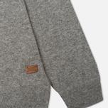 Мужской свитер Napapijri Dalmar Light Grey фото- 3