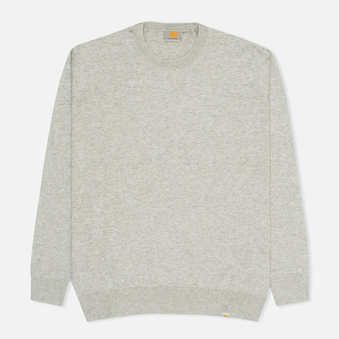 Carhartt WIP X' Novel Women's Sweater Grey Heather