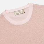 Женский свитер Maison Kitsune Shiny Light Pink фото- 1