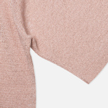 Женский свитер Maison Kitsune Shiny Light Pink фото- 3
