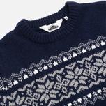 Женский свитер Penfield Hickman Navy фото- 1