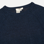 YMC Lightweight Crew Neck Women's Sweater Navy Mel  photo- 1