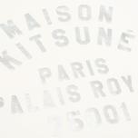 Женская толстовка Maison Kitsune Crew Neck Print Palais Royal Curve Cream фото- 3