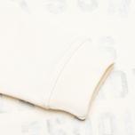 Женская толстовка Maison Kitsune Crew Neck Print Palais Royal Curve Cream фото- 4