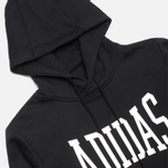 Мужская толстовка adidas Originals Boxing Hoody Black фото- 1