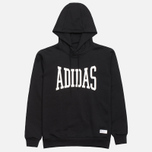 Мужская толстовка adidas Originals Boxing Hoody Black фото- 0
