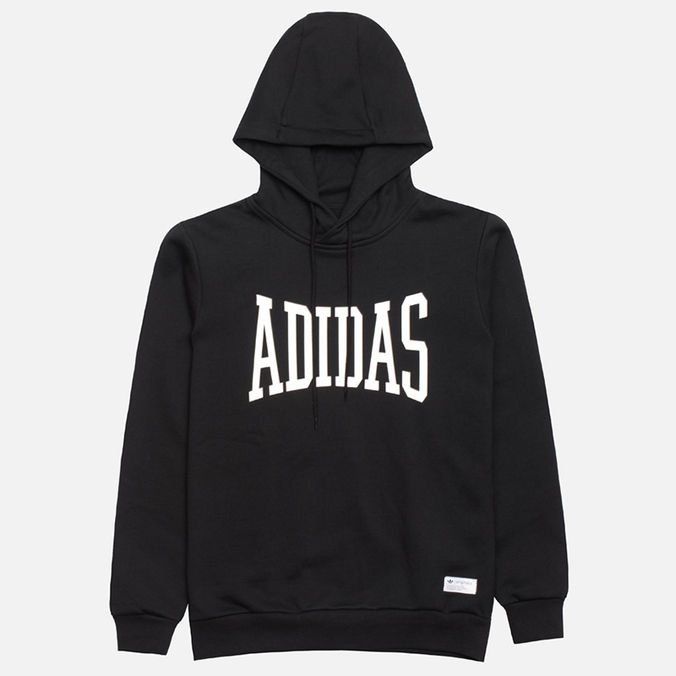 Мужская толстовка adidas Originals Boxing Hoody Black