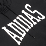 Мужская толстовка adidas Originals Boxing Hoody Black фото- 2