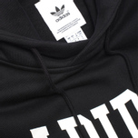 Мужская толстовка adidas Originals Boxing Hoody Black фото- 3