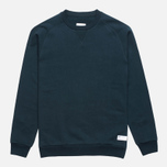 Мужская толстовка adidas Originals Star Crewneck Navy фото- 0