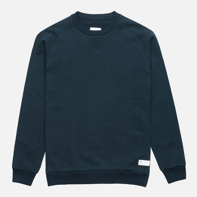 Мужская толстовка adidas Originals Star Crewneck Navy