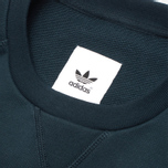Мужская толстовка adidas Originals Star Crewneck Navy фото- 3
