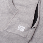 Мужская толстовка adidas Originals Star Zip Hoody Grey фото- 2