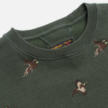 Barbour Beater Crew Forest Green photo- 1