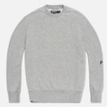 Barbour Pryce Crew Sweatshirt Grey Marl photo- 0