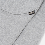 Barbour Pryce Crew Sweatshirt Grey Marl photo- 2