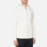 Barbour Standards Hoodie Neutral photo- 0