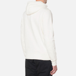 Barbour Standards Hoodie Neutral photo- 2
